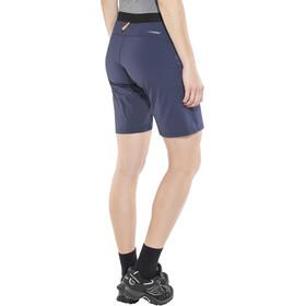 Haglöfs L.I.M Fuse Spodnie krótkie Kobiety, tarn blue